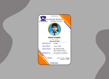 PTC Id Card Rohtak-Scholars Rosary Imperial Campus School